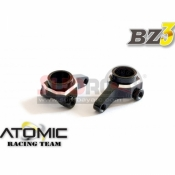 ATOMIC, BZ3-UP04 BZ3 ALUMINIUM FRONT KNUCKLE