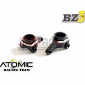 ATOMIC, BZ3-UP04 BZ3 ALUMINIUM FRONT KNUCKLE