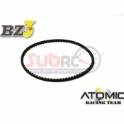 ATOMIC, BZ3-UP06P1 BZ3 MID 7T BELT OPTIONAL 26T PULLEY