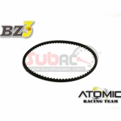 ATOMIC, BZ3-UP06P2 BZ3 MID 71T BELT STOCK 27T PULLEY