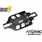 ATOMIC, BZ3-UP06P8 BZ3 MID ALUMINIUM WIDE CHASSIS