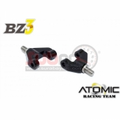 ATOMIC, BZ3-UP11 BZ3 ALUMINIUM FRONT UPPER ARM 1 PAIR