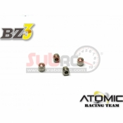 ATOMIC, BZ3-UP12 STEEL SUSPENSION PIVOT BALL BZ3-BZ17-SZ-FFZ