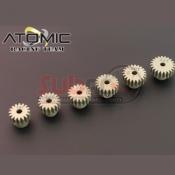 ATOMIC, BZ3-UP13CB HARD COATED 61DP PINION SET 16-21T