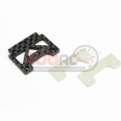 PN RACING, CP221 MINI-Z FERRARI 458 ITALIA GT2 CARBON FIBER ADAPTER