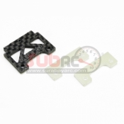 PN RACING, CP419 AUDI R8 LM CARBON FIBER ADAPTER
