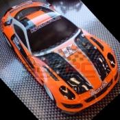 TAO RACING, CR599 LEXAN BODY FERRARI 599