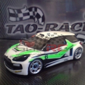 TAO RACING, CRDS3 LEXAN BODY CITROEN DS3