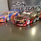 TAO RACING, CRR8 LEXAN BODY AUDI R8