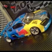 TAO RACING, CRR8 LEXAN BODY AUDI R8 FOR MINIZ / AMZ