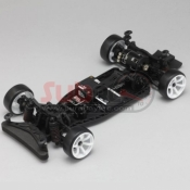 YOKOMO, DP-YD2SG 1/10 EP RWD COMPETITION R/C DRIFT CAR CHASSIS KIT YD2S BASIC WITH GYRO