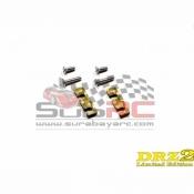 ATOMIC, DRZ2LE-01 DRZ2 REAR ARMS EXTENSION PLATE 1MM