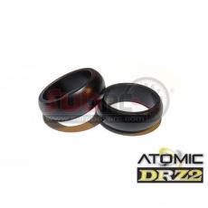 ATOMIC, DRZUP11B DRZ DRIFT TIRE FOR 1:24 MODEL