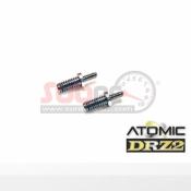 ATOMIC, DRZV2-11S DRZ V2 FRONT ARM LINKAGE (UPPER +0)
