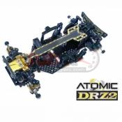 ATOMIC, DRZV2-KIT DRZ V2 1/28 RWD DRIFT KIT NO ELECTRONIC