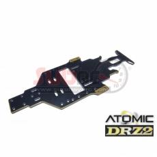 ATOMIC, DRZV2-UP01A DRZV2 BRASS CHASSIS 1 SET 45 GRAM