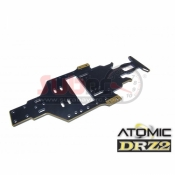 ATOMIC, DRZV2-UP01A DRZV2 BRASS CHASSIS 1 SET 45 GRAM