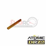 ATOMIC, DRZV2-UP10 ALU LIGHTWEIGHT CENTRAL GEAR SHAFT