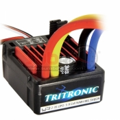 YEAH RACING, ESC-1060WP TRITONIC 1/10 WATERPROOF BRUSHED 60A ESC