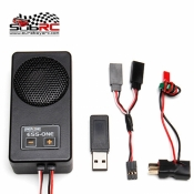 SENSE INOVATION, ESS-ONE+ REAL ENGINE SOUND SIMULATOR FOR RC