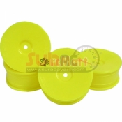 SWEEP, EXP-WAY DISH WHEEL YELLOW 4 PCS