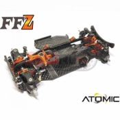 ATOMIC, FFZ-KIT FFZ FRONT WHEEL DRIVE CHASSIS KIT NO ELECTRONIC
