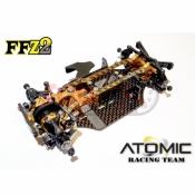 ATOMIC FFZV2-KIT FFZ V2FWD PRO CHASSIS KIT