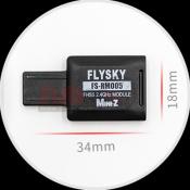 FLYSKY, FS-RM005 MINI-Z FHSS 2.4GHZ MODUL FOR NB4