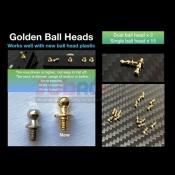 DRIFT ART, GBH GOLDEN BALL HEADS FOR DRIFT ART