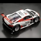GLRACING, GBL003-R8LMS MINI 1/28 BODY R8 LMS