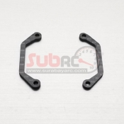 GL RACING, GL-RIDER-004 GL RIDER GRAPHITE STEERING LINK SET