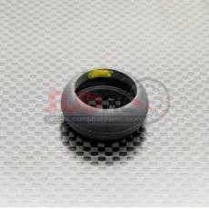 GL RACING, GL-RIDER-006 GL RIDER FRONT RUBBER TIRE MEDIUM / YELLOW