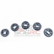 GLRACING, GLA-005 GLA SPUR GEAR SET (26-30)T