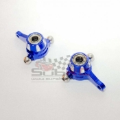 GLRACING, GLA-007 GLA ALUM 7075 STEERING KNUCKLE SET