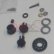GLRACING, GLA-011 FRP BALL DIFFERENTIAL SET GLA/AWD