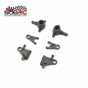 GLRACING, GLA-S001 FRONT ARM W/ KNUCKLE SET