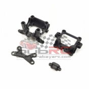 GLRACING, GLA-S003 FRONT DIFF CASE SET