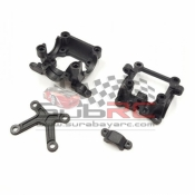 GLRACING, GLA-S004 REAR DIFF CASE SET