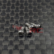 GLRACING, GLA-S009-25 BALL JOINT HEADS 2.5MM 4PCS
