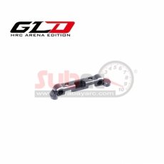 GL RACING, GLD-OP-003-0 GLD ALU7070 ALU REAR TOE IN BLOCK 0*
