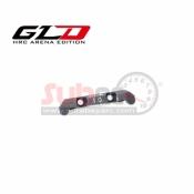 GL RACING, GLD-OP-003-1 GLD ALU7070 ALU REAR TOE IN BLOCK 1*