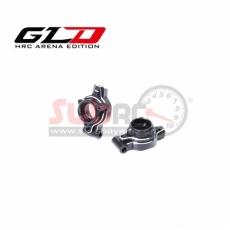 GL RACING, GLD-OP-008 GLD 7075 ALU REAR UPRIGHT