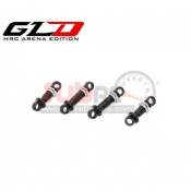 GL RACING, GLD-OP-011 GLD SCREW ADJUSTABLE SHOCK SET