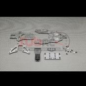 GL RACING, GLD-OP-90106 GLD CONVERSION KIT SET 90MM-106MM
