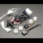 GL RACING, GLF-1-001-KSET GLF-1 RWD CHASSIS