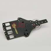 GL RACING, GLF-OP-016 BRASS CHASSIS FOR GLF-1