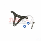 GL RACING. GLR-009 TRIANGULAR CARBON FRONT BRACE GLR