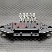 GL RACING, GLR-011 ALU FRONT LOWER ARM FOR GLR