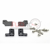 GL RACING, GLR-013 ALU OPTION BODY MOUNT HOLDER FOR GLR