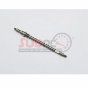 GL RACING, GLR-6236-98 SPRING STEEL HARD COATED BALL DIFFERENTIAL SHAFT